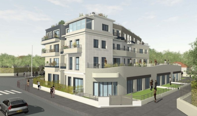 Immobilier neuf HOME CONCEPT - L'HAY-LES-ROSES (94240) - Résidence Le Clos d'Italie 4