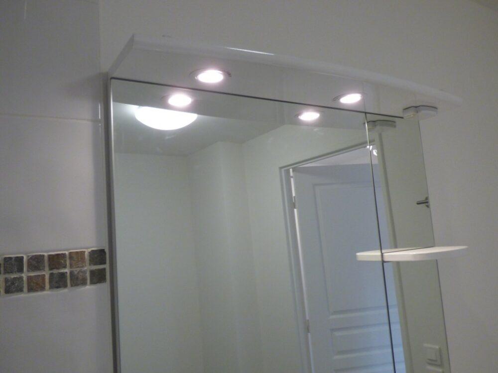 Appartement neuf – HOME CONCEPT – Prêt à Louer – Salle de bains aménagée 2