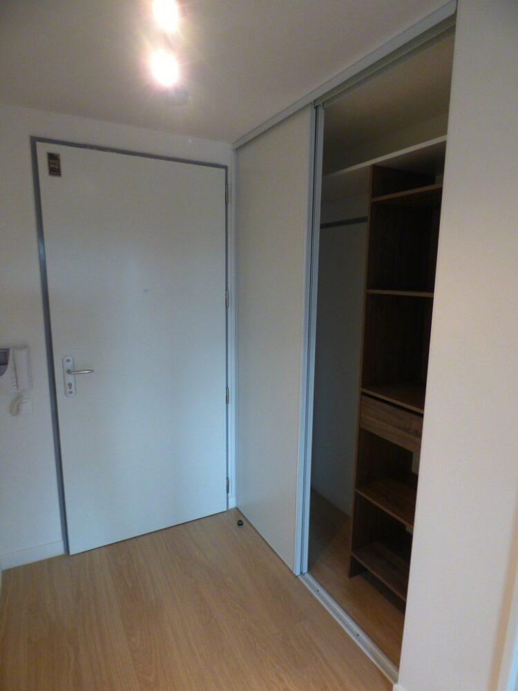 Appartement neuf – HOME CONCEPT – Prêt à Vivre – aménagement placard 2