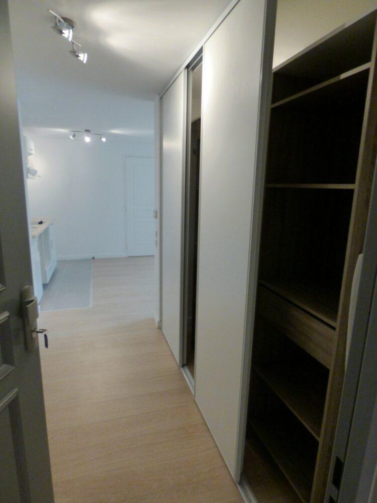Appartement neuf – HOME CONCEPT – Prêt à Louer – Aménagement placard 2