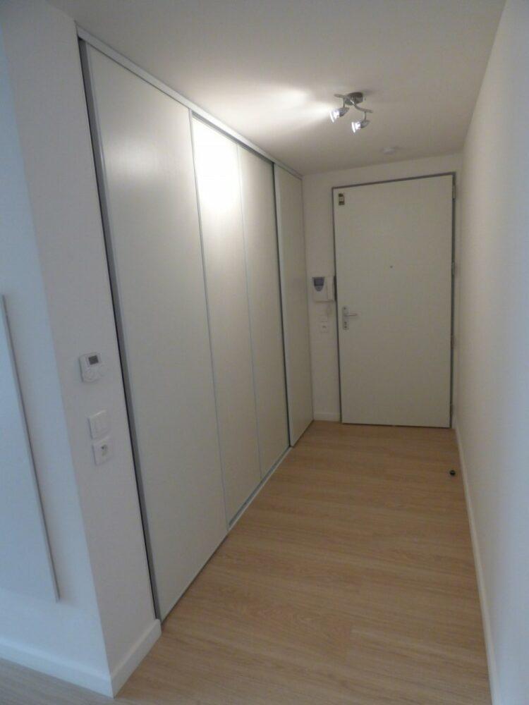 Appartement neuf – HOME CONCEPT – Prêt à Louer – Aménagement placard 1