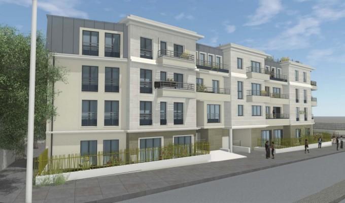 Immobilier neuf HOME CONCEPT - L'HAY-LES-ROSES (94240) - Résidence Le Clos d'Italie