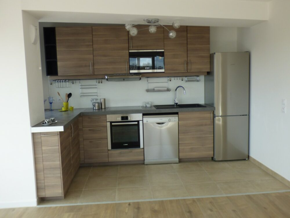 HOME CONCEPT - appartements neufs - acheter logement neuf - cuisine équipée - 1