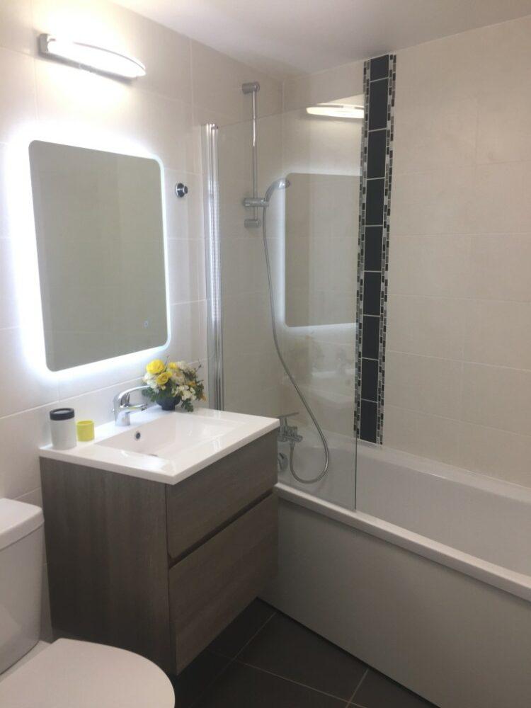 HOME CONCEPT - appartements neufs - acheter logement neuf - salle de bain équipée - 1