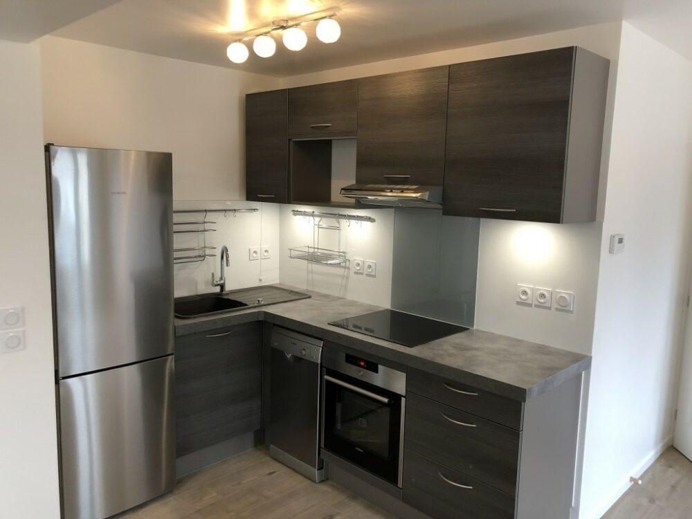 HOME CONCEPT - appartements neufs - acheter logement neuf - cuisine équipée - 2
