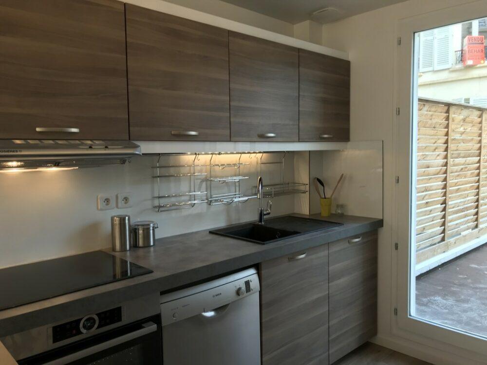 HOME CONCEPT - Vincennes 94300 - appartement neuf - logement rénové - 1er rue 2