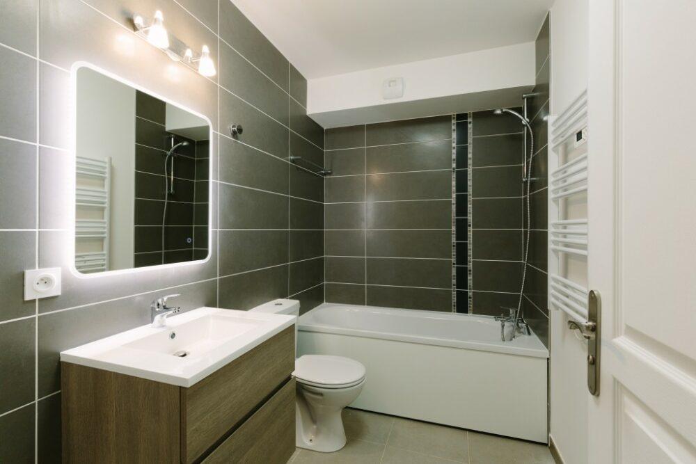 HOME CONCEPT - appartements neufs - acheter logement neuf - salle de bain équipée - 9