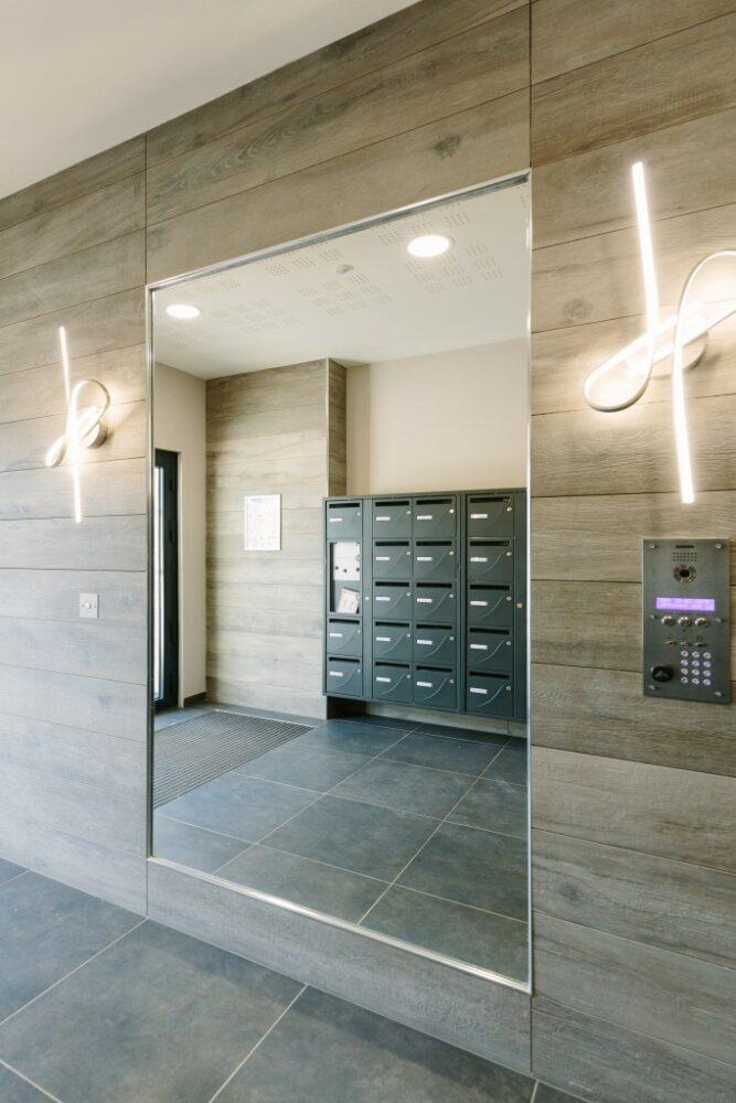 HOME CONCEPT - appartement neuf qualité - logement neuf - parties communes - 6