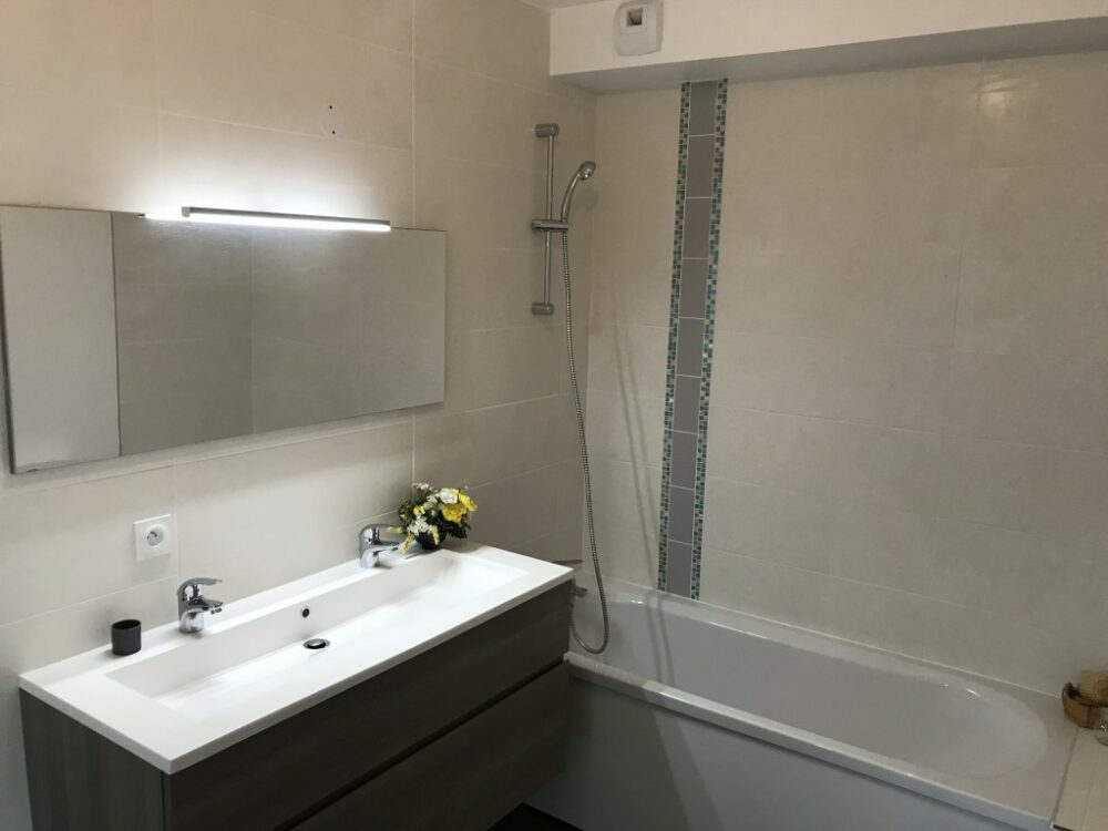 HOME CONCEPT - appartements neufs - acheter logement neuf - salle de bain équipée - 11
