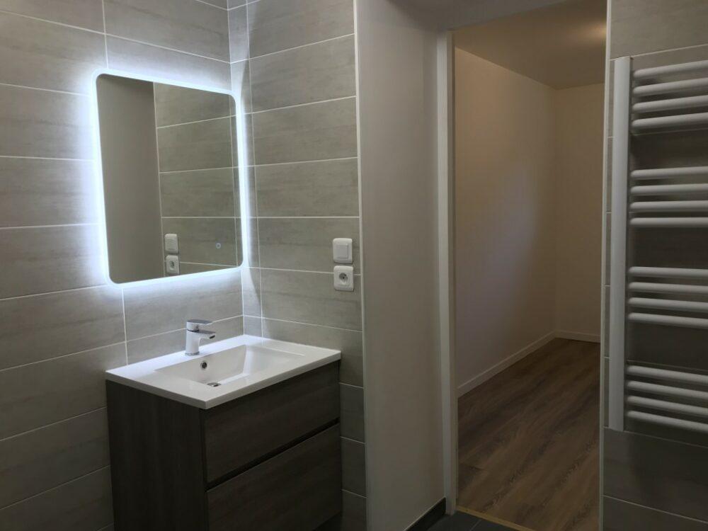 Appartement rénové - HOME CONCEPT - CRETEIL 94000 - logement neuf - RDC jardin - 2