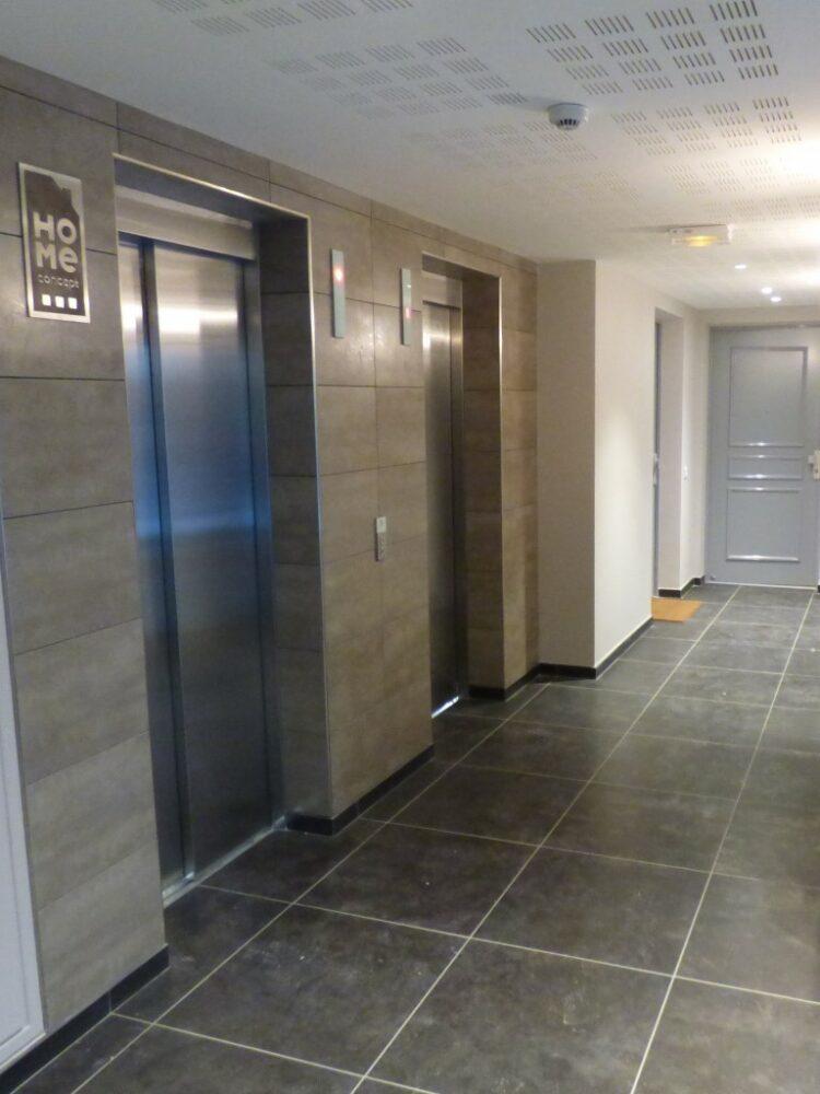 HOME CONCEPT - appartement neuf qualité - logement neuf - parties communes - 9