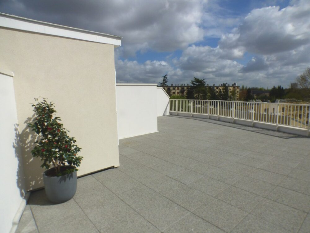 HOME CONCEPT - IDF - appartements neufs - acheter logement neuf - Terrasse toit - 2
