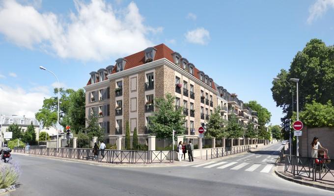 SAINT-MAUR-DES-FOSSES-94100-appartement neuf-HOME CONCEPT-image immeuble 2