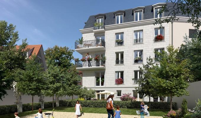 SAINT-MAUR-DES-FOSSES-94100-appartement neuf-HOME CONCEPT-image immeuble 3