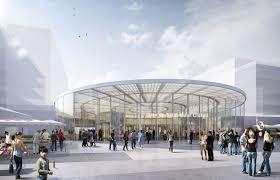 SAINT-MAUR-DES-FOSSES-94100-RER A-METRO LIGNE 15-GRAND PARIS EXPRESS-image future gare Saint-Maur-Créteil 1