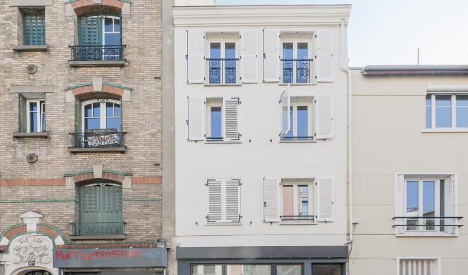 VINCENNES - HOME CONCEPT - appartement rénové - logement neuf - 94300 - RER A 1