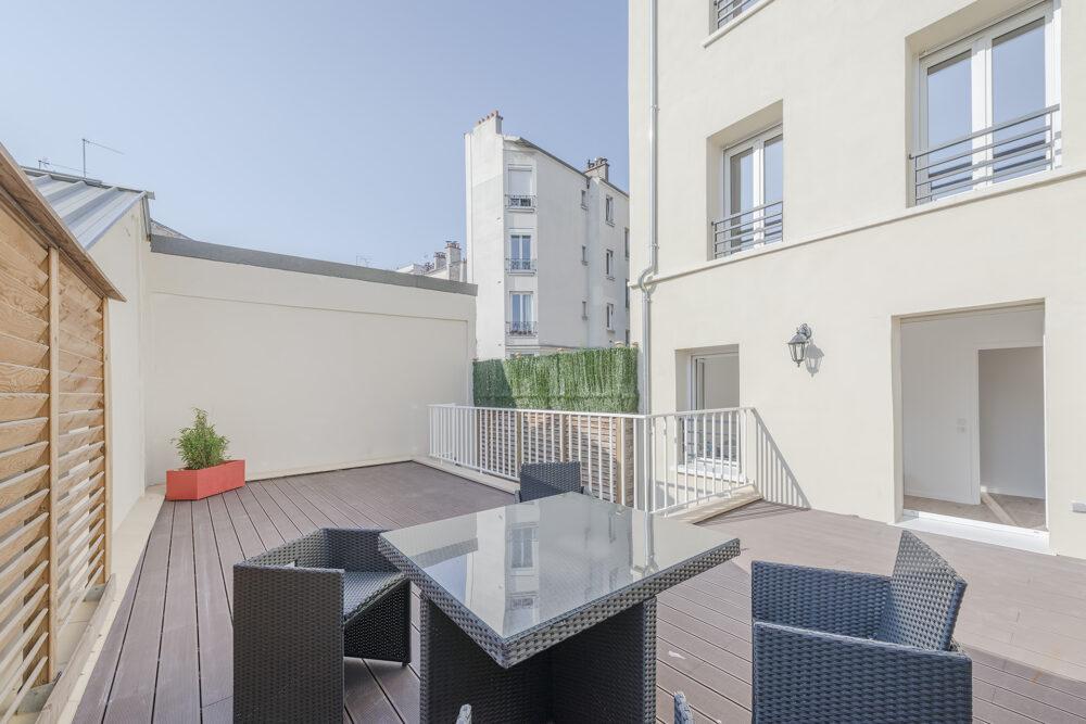 VINCENNES - HOME CONCEPT - appartement rénové - logement neuf - 94300 - RER A 9