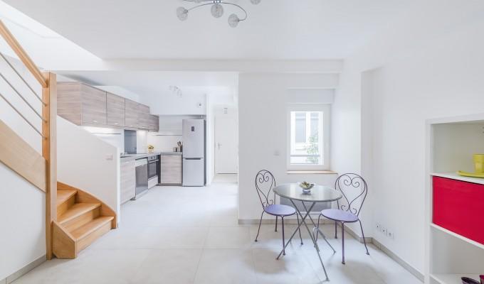 VINCENNES - HOME CONCEPT - appartement rénové - logement neuf - 94300 - RER A 3