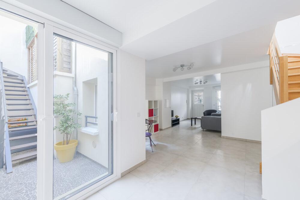 VINCENNES - HOME CONCEPT - appartement rénové - logement neuf - 94300 - RER A 4