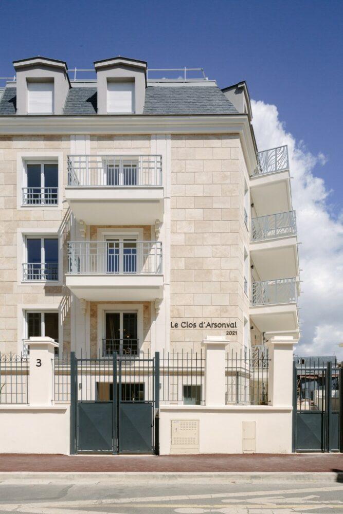 HOME CONCEPT - Clos d'Arsonval - Immeuble neuf - Saint-Maur - 94 - promoteur - 05