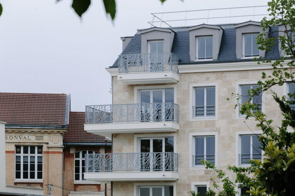 HOME CONCEPT - Clos d'Arsonval - Immeuble neuf - Saint-Maur - 94 - promoteur - 13